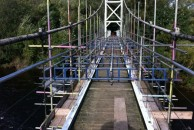 Dinckley Bridge Scaffolding Design